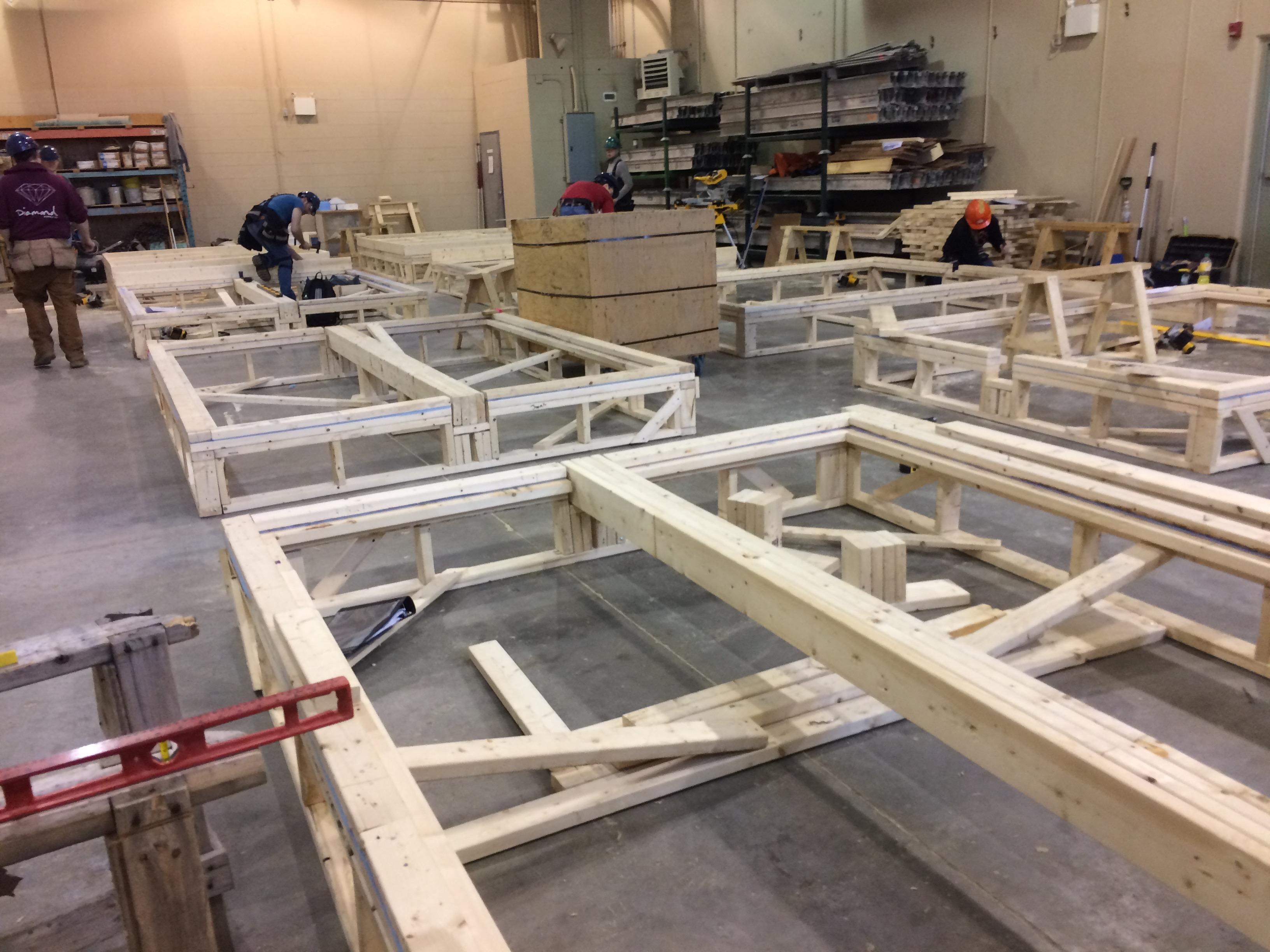Carpentry Tour 1