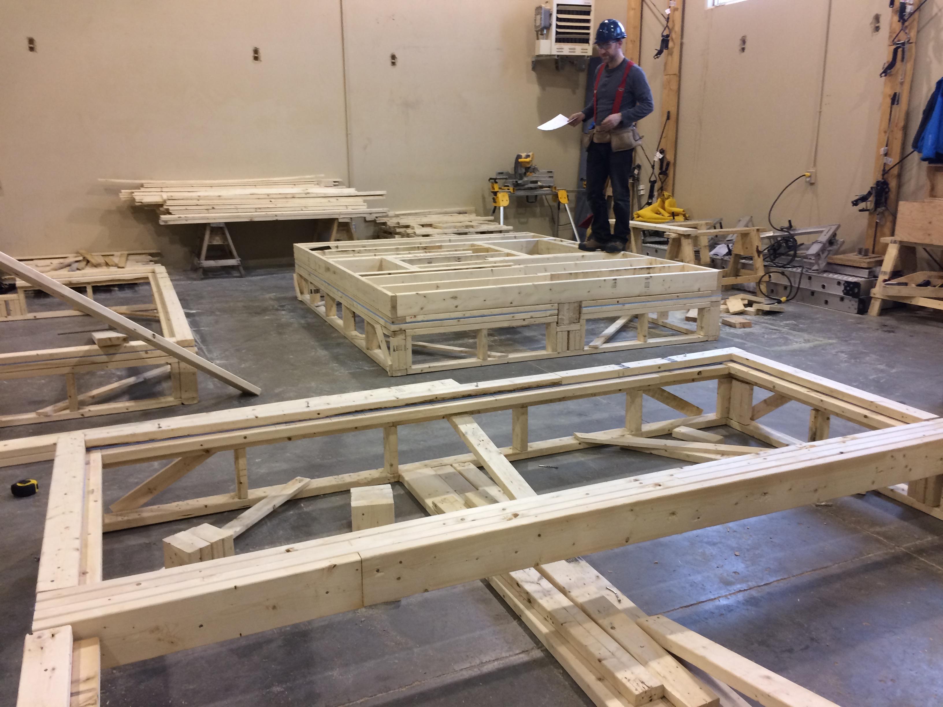 Carpentry Tour 2