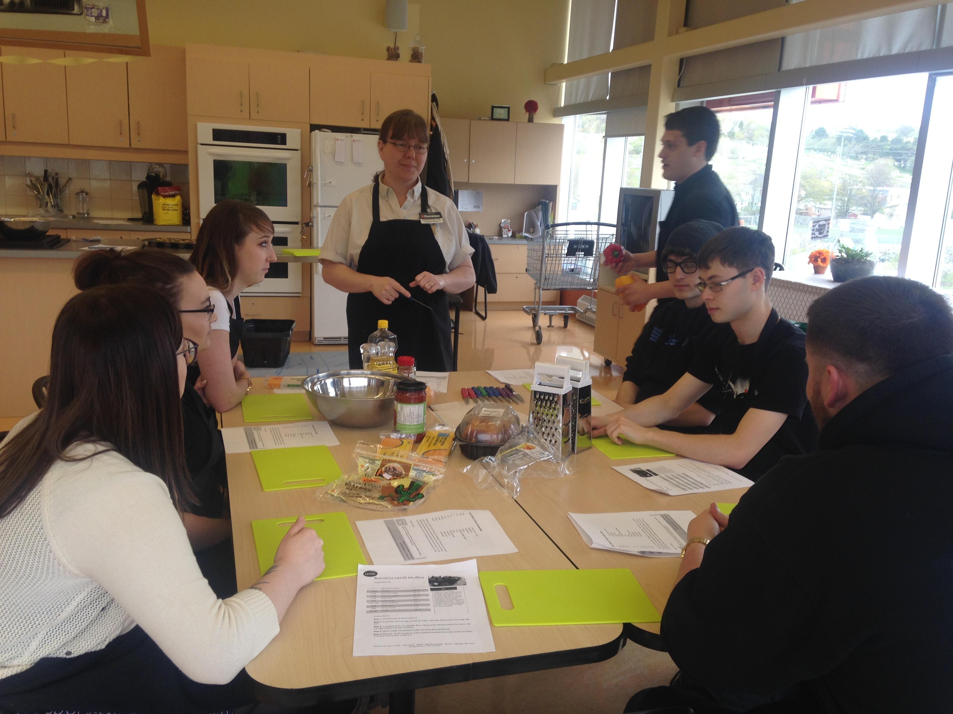 Nutrition Workshop 1